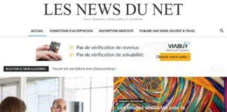 Magazine d'actualité Lesnewsdunet.com