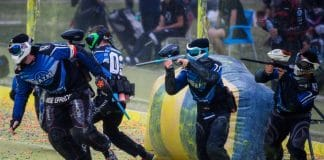 Le fonctionnement du paintball