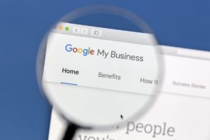 fiche google my business